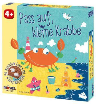 Pass auf, kleine Krabbe (Kinderspiel)