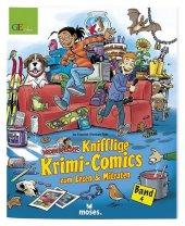 Redaktion Wadenbeißer - Knifflige Krimi-Comics zum Lesen & Mitraten Cover