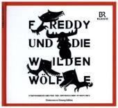 Freddy und die wilden Wölfe, 1 Audio-CD Cover