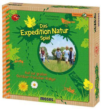 Das Expedition Natur Spiel (Kinderspiel)