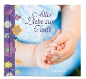 Alles Liebe zur Taufe Cover