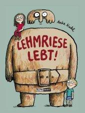 Lehmriese lebt! Cover