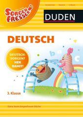 Sorgenfresser Deutsch 3. Klasse Cover