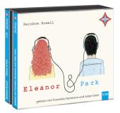 Eleanor & Park, 5 Audio-CDs Cover