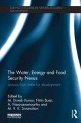 Water, Energy and Food Security Nexus