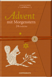 Advent mit Morgenstern Cover