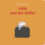 Lotte und der Koffer Cover