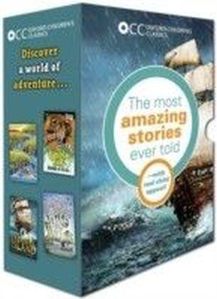 Oxford Children's Classics World of Adventure Bundle