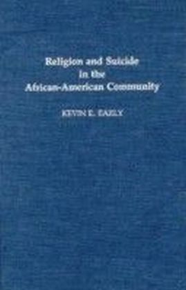 Religion and Suicide in the African-American Community