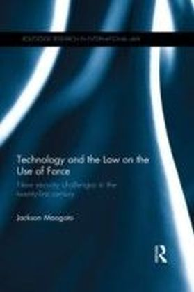 Technology and the Law on the Use of Force