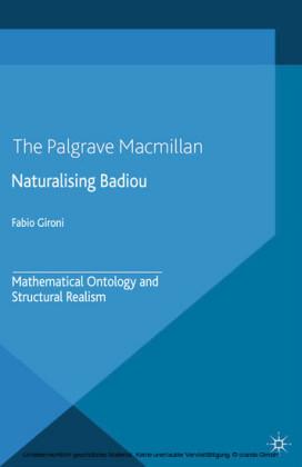 Naturalizing Badiou