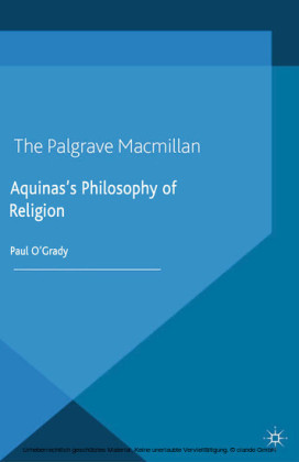 Aquinas's Philosophy of Religion
