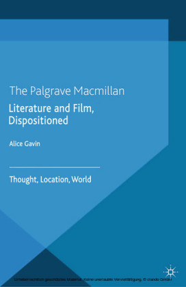 Literature and Film, Dispositioned