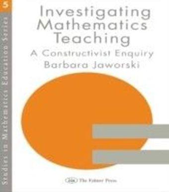 Investigating Mathematics Teaching