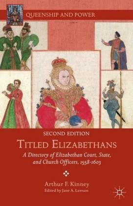 Titled Elizabethans