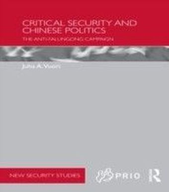 Critical Security and Chinese Politics