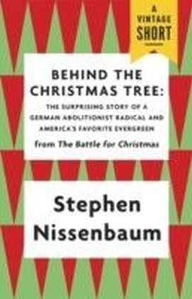 Behind the Christmas Tree