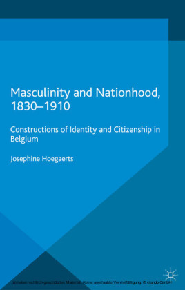 Masculinity and Nationhood, 1830-1910