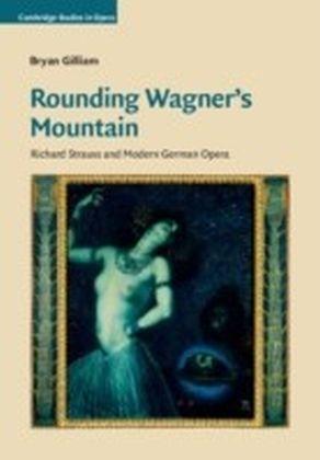 Rounding Wagner's Mountain