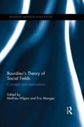 Bourdieu's Theory of Social Fields
