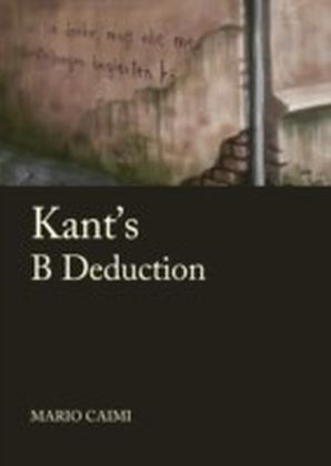 Kant's B Deduction