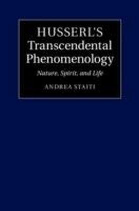 Husserl's Transcendental Phenomenology