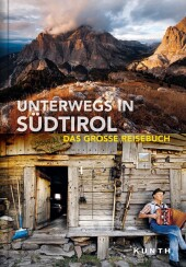 Unterwegs in Südtirol Cover