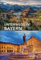 Unterwegs in Bayern Cover