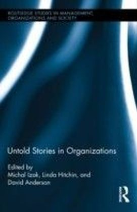 Untold Stories in Organizations