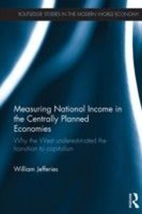 Measuring National Income in the Centrally Planned Economies