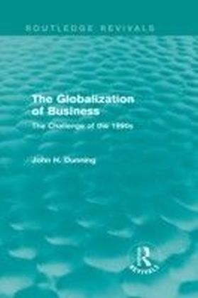 Globalization of Business (Routledge Revivals)