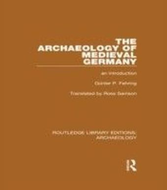 Archaeology of Medieval Germany
