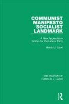 Communist Manifesto (Works of Harold J. Laski)