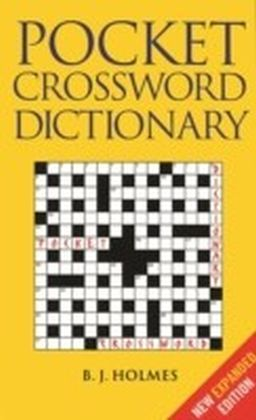 Pocket Crossword Dictionary