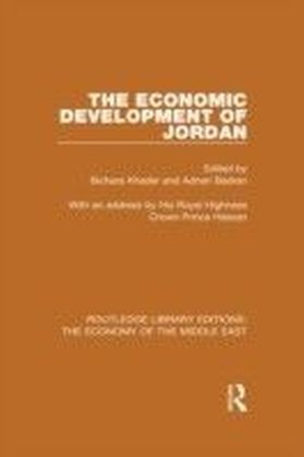 Economic Development of Jordan (RLE Economy of Middle East)
