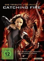 Die Tribute von Panem - Catching Fire, 1 DVD Cover