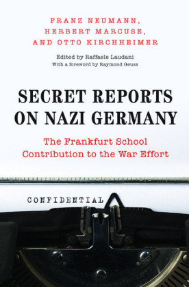 Secret Reports on Nazi Germany
