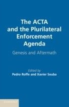 ACTA and the Plurilateral Enforcement Agenda