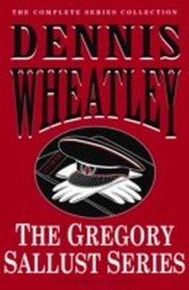 Gregory Sallust Series