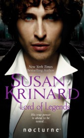 Lord of Legends (Mills & Boon Nocturne)