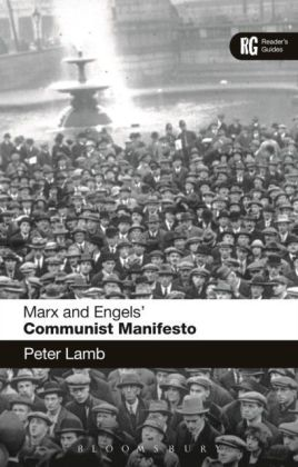 Marx and Engels' 'Communist Manifesto'