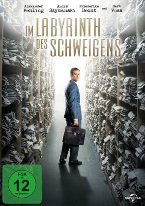 Im Labyrinth des Schweigens, 1 DVD