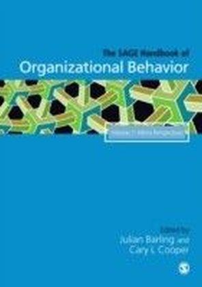 SAGE Handbook of Organizational Behavior