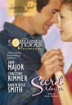 Secret Admirer (Mills & Boon Silhouette)