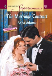 Marriage Contract (Mills & Boon Vintage Superromance)