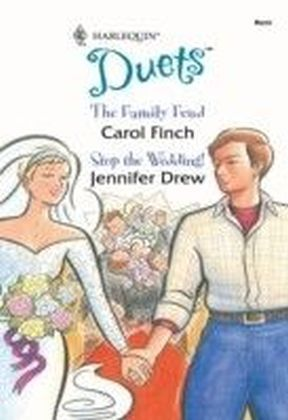 Family Feud (Mills & Boon Silhouette)