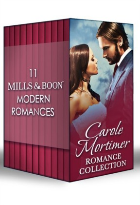 Carole Mortimer Romance Collection
