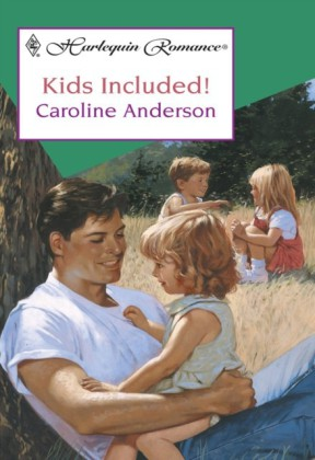 Kids Included (Mills & Boon Cherish)