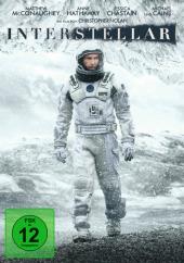 Interstellar, 1 DVD Cover