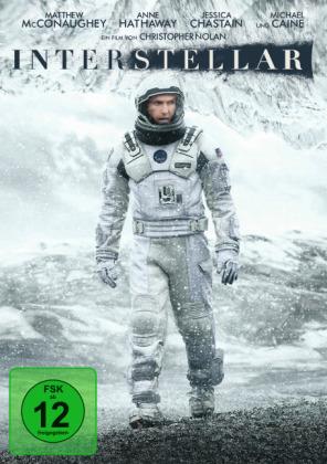 Interstellar, 1 DVD